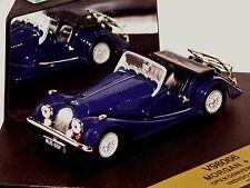 MORGAN + 8 OPEN CONVERTIBLE INDIGO BLUE 1968 VITESSE V98066 1:43