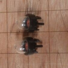 2 - Two SNAP IN PRIMER BULBS 01183 WALBRO / FAST SHIPPING,NEW US Seller