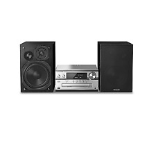 Panasonic SCPMX82 Wireless Hi-Fi System - Black
