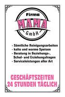 Empresa Mama Gmbh Letrero Letrero de Metal Arqueado Metal Tin Sign 20 X 30CM