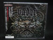 VADER Necropolis JAPAN CD Christ Agony Profanum Thy Disease Antigama Panzer X