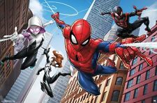 SPIDER-MAN - WEB HEROES POSTER 22x34 - MARVEL COMICS 15404