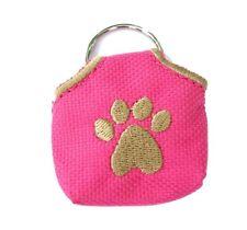 Peace Tag (Pink) Dog/Pet Tag Silencer