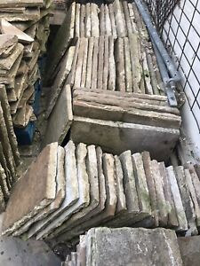 Reclaimed Indian Stone Paving flags like Yorkshire Stone