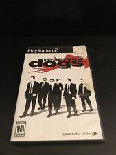 Playstation 2 Reservoir Dogs (Complete)