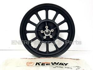 GENUINE KEEWAY BLACKSTER 250i REAR WHEEL RIM 54101N076G02