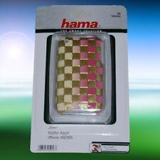Hama Handy Hülle/ Case Etui Apple iPhone 3G/ 3GS, Gold/ Pink, NEU !!!