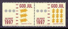 Seasonal, Christmas Single Swedish Stamps