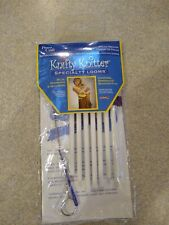 Knifty Knitter Specialty Straw Weaver Loom-Provo Craft, Make Belts, Headbands +