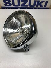 Suzuki F50 F70 80 Early  Moped Headlamp Assembly. Unknown Model 35100-19021-999