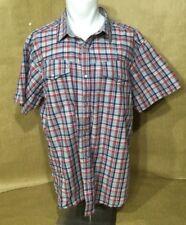 Columbia Men's Shirt Snap Button XL