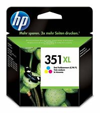 Original 351XL CB338EE  Colour Ink for HP C4483 C4485 C4500 C4580 C4583 C4585 UK