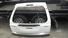 FORD TERRITORY SX TX 04  TAILGATE SHELL NO GLASS  PAINT CODE : A1 WHITE