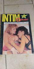 Rivista erotica INTIM CABALLERO n. 62 -Ed. EdiEu - con foto bollenti