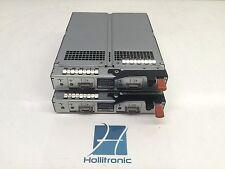 Lot of 2 Dell PowerVault MD1000 SAS SATA EMM Controller AMP01-SIM