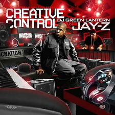 Team Invasion (Jay-Z & DJ Green Lantern - Creative Control (2010)  CD  NEW