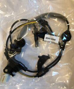 """GENUINE TOYOTA"" ABS Wheel Speed Sensor Rear Right ABS216 89545-42040 RAV4"