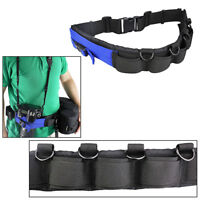 Photography Camera Photo Lens Case Pouch and Accessories Waist Belt