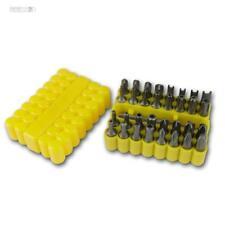 EMBOUT Kit spéciaux TRIWING Torx hexagon 33 pièces Set d'em Bits Tournevis