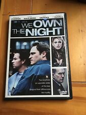 We Own The Night (DVD, 2008) light used , Mint Condition