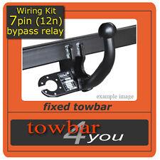 TOWBAR for VW Passat B6 Saloon - Estate / Sal - Est 2005-2010 + Bypass Relay