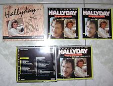 COFFRET 2 CD JOHNNY HALLYDAY VOL.3 STORY 1967 - 1973