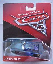 CARS 3 - JACKSON STORM racer IGNTR TEAM -  Mattel Disney Pixar