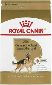 Royal Canin Breed Health Nutrition German Shepherd Adult Dry Dog Food 30LB