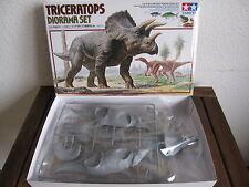 Diorama Set Triceratops von Tamiya im Maßstab 1:35 *NEU*