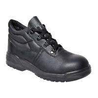 Chaussure montante protectrice PORTWEST à lacets cuisine, restauration...