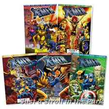 Marvel X-Men: Complete Animated TV Series Seasons 1 2 3 4 5 Box / DVD Set(s) NEW
