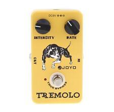 Joyo JF-09 Tremolo Guitar Effect Pedal True Bypass High Quality W3G4