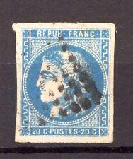 FRANCE 46B . grosse perle devant l'oeil,  TRES BEAU. COTE:25€+  -C67-