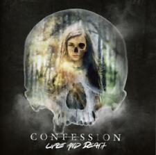Confession - Life & Death - CD NEU