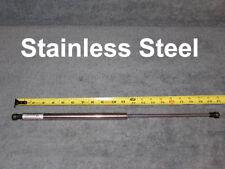 "RV Stainless Steel Heavy Duty 20"" 150# Gas Strut Spring Marine Hatch Lift Prop"