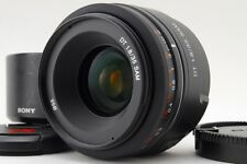 [Near Mint] SONY DT35mm f/1.8 SAM SAL35 F18 from japan #110