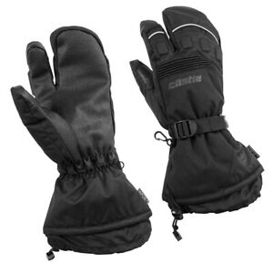Mens OR Womens Castle X PLATFORM 3-FINGER Snowmobile Gloves Winter Mitt Snow