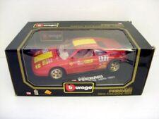 Coches, camiones y furgonetas de automodelismo y aeromodelismo Burago Ferrari de escala 1:18