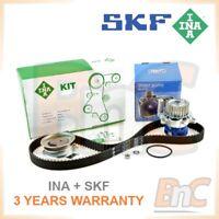 INA SKF HD TIMING BELT KIT & WATER PUMP SET VW BORA GOLF IV 4 115HP 2.0