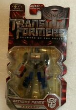 Transformers Revenge Of The Fallen ROTF Legends Class Optimus Prime New Sealed
