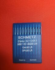 Schmetz-Rundkolbennadel 134-35LR, Nm 180