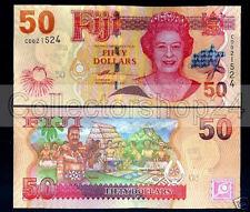 Fiji Islands 50 Dollars 2007 Unc pn 113a