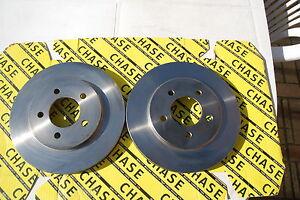 "Chrysler Voyager MK1 2.5, 3.3 88-90 15"" Wheels, New Front Discs"