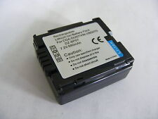 Battery PACK for DZ-BPO7PW HITACHI DZ-HS300A DZ-MV550A Digital Camcorder