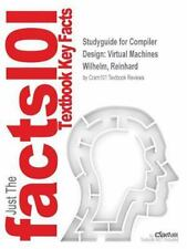 Compiler Design, Virtual Machines by Cram101 Textbook Reviews Staff (2016,...