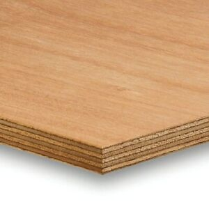 MARINE PLYWOOD / WATERPROOF PLYWOOD BS1088 GRADE - ALL SIZES AVAILABLE