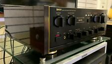 Denon PMA-1010D Pure Class A Integrated Amplifier with built-in D / A converter.