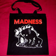 MADNESS - OFFICIAL 'ONE STEP BEYOND' LINEN BAG FROM 2010 TOUR - MINT CONDITION