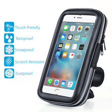 Waterproof Bike Bicycle Handlebar Mount Holder Phone Rotate 360 Case Cover Pouch