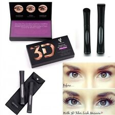 Younique Moodstruck 3d Plus Lashes Fiber Fibre Mascara Makeup 100